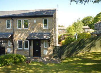 Thumbnail 3 bed terraced house for sale in Weavers Fold, New Road Side, Rawdon, Leeds