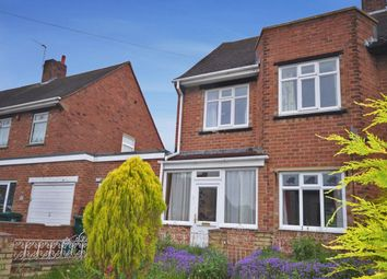 Thumbnail 3 bedroom semi-detached house for sale in Elmsleigh Drive, Midway, Swadlincote