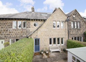 Thumbnail 3 bed terraced house for sale in Great Pasture, Burley In Wharfedale, Ilkley