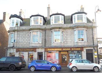 Thumbnail 1 bedroom flat to rent in First Floor, 42 High Street, Banchory