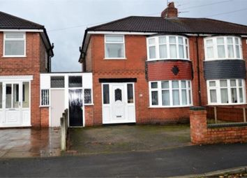 Thumbnail 4 bedroom semi-detached house for sale in Arderne Road, Timperley, Altrincham