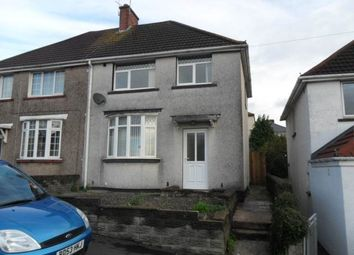 Thumbnail 3 bed semi-detached house to rent in Graig Park Avenue, Malpas, Newport