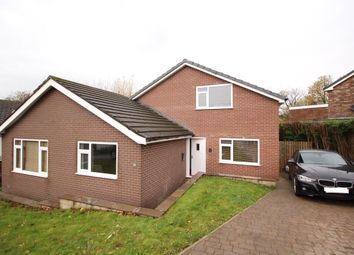 Thumbnail 5 bed detached house for sale in Haywards Close, Glossop