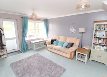 Thumbnail 2 bed terraced house for sale in Crediton Close, Bedford