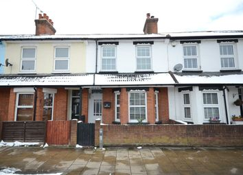 Thumbnail 3 bed terraced house for sale in North Lane, Aldershot, Hampshire