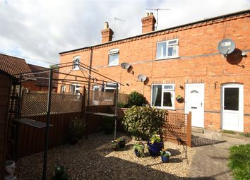 Thumbnail 2 bed terraced house for sale in Liverpool Cottages, Westgate, Sleaford, Lincolnshire