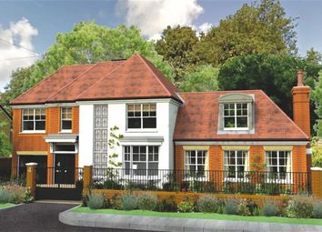 Thumbnail 5 bed detached house for sale in Denleigh Gardens, Winchmore Hill, London