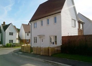 """Thumbnail 3 bedroom detached house for sale in """"The Clayton/Clayton Corner"""" at Station Road, Northiam, Rye"""