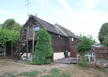 Thumbnail 3 bed detached house for sale in Woolhampton Hill, Woolhampton, Reading