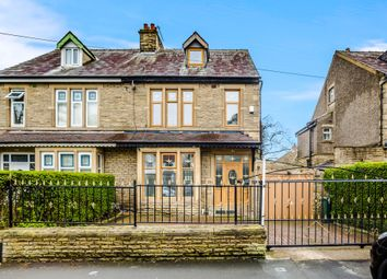Thumbnail 4 bedroom semi-detached house for sale in Idle Road, Five Lane Ends, Bradford