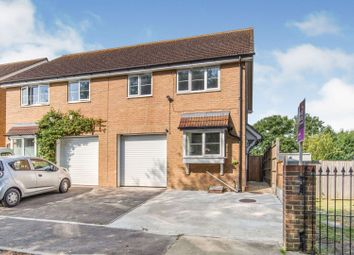 3 bed semi-detached house for sale in Western Avenue, Halfway, Sheerness ME12
