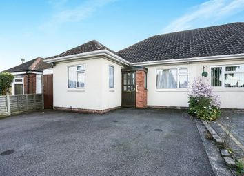 Thumbnail 2 bed semi-detached bungalow for sale in Orton Avenue, Minworth, Sutton Coldfield