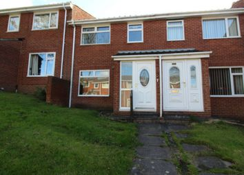 3 bed terraced house for sale in Heather Way, Stanley DH9