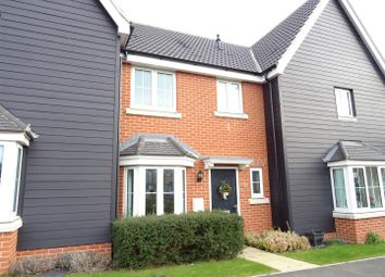 Thumbnail 3 bed property for sale in Osprey Drive, Stowmarket