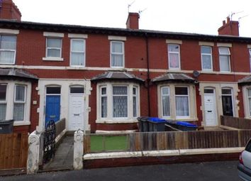 Thumbnail 4 bed terraced house for sale in Hawthorn Road, Blackpool, Lancashire