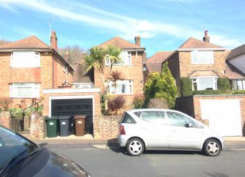 Thumbnail 3 bed detached house for sale in Osborne Road, Eastbourne