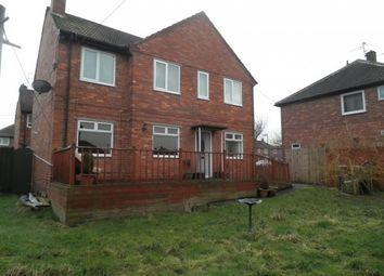 Thumbnail 2 bedroom flat to rent in Clyde Avenue, Hebburn