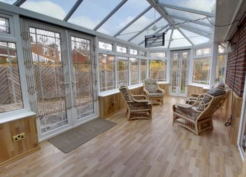 Thumbnail 3 bed detached house for sale in Marsh Lane, Bolton Percy, York