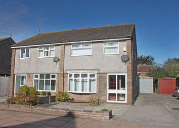 Thumbnail 3 bed semi-detached house for sale in Hartland Avenue, Southport