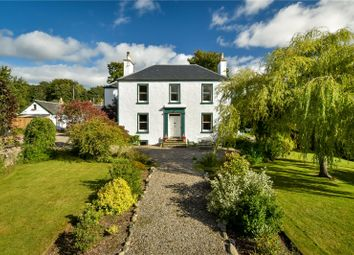 Thumbnail 6 bed detached house for sale in Rosebank House, 42 Balmoral Road, Rattray, Blairgowrie