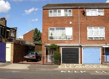 Thumbnail 4 bed semi-detached house to rent in Lewyick Street, Stratford