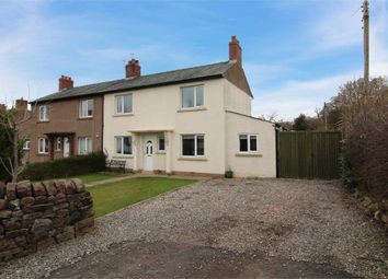 Thumbnail 3 bed semi-detached house for sale in Ghyll Croft, Ainstable, Carlisle, Cumbria