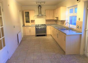 Thumbnail 3 bed flat to rent in Kimberley Avenue, Ilford