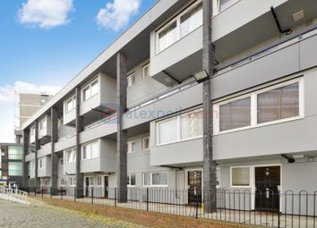 Thumbnail 3 bed flat for sale in Canute Gardens, London