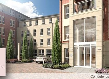 Thumbnail 2 bed flat for sale in Station Parade, Virginia Water, Surrey