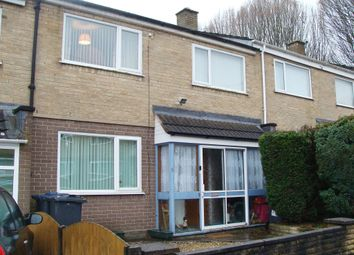 Thumbnail 3 bed terraced house for sale in Amroth Close, Rednal