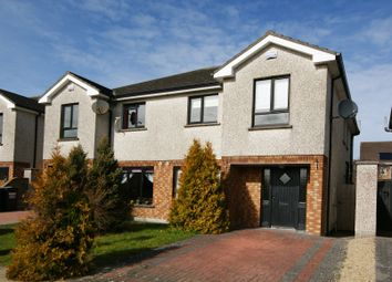 Thumbnail 3 bed semi-detached house for sale in 130 The Vale, Graiguecullen, Carlow Town, Carlow