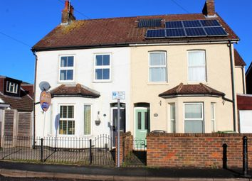 Thumbnail 3 bedroom semi-detached house for sale in Ash Street, Ash