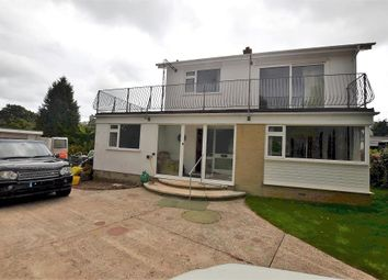Thumbnail 4 bed detached house to rent in Hookhills Drive, Paignton, Devon