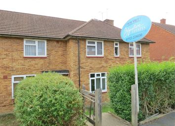 Thumbnail 1 bed flat for sale in Prestwick Road, Watford, Hertfordshire