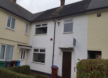 Thumbnail 3 bedroom terraced house for sale in Ardenfield Drive, Wythenshawe, Manchester