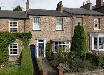 Thumbnail 2 bed terraced house for sale in St. Oswalds Road, York