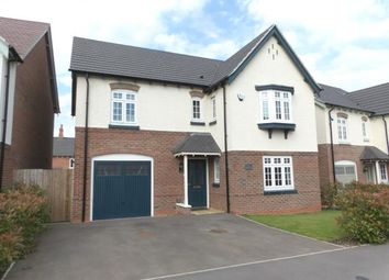 Thumbnail 4 bed detached house for sale in Mulberry Way, East Leake, Loughborough, Leicestershire
