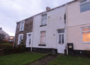 Thumbnail 2 bed terraced house for sale in Llangyfelach Road, Treboeth, Swansea
