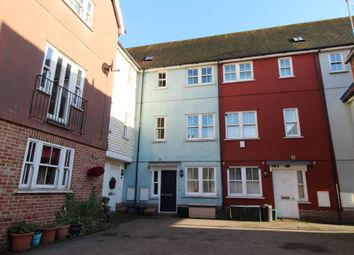 Thumbnail 3 bed terraced house to rent in St. Peters Yard, St. Peters Street, Colchester