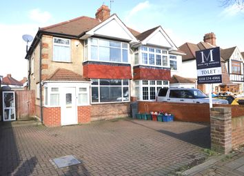 Thumbnail 3 bed semi-detached house to rent in Great West Road, Hounslow