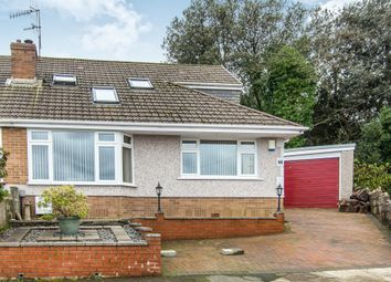 Thumbnail 3 bedroom semi-detached bungalow for sale in Dan Y Parc, Morriston, Swansea