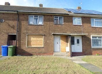 Thumbnail 3 bed terraced house for sale in Laverock Hall Road, Blyth