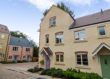 Thumbnail 4 bed end terrace house for sale in Abbey Mews, Hillesley Road, Kingswood, Wotton-Under-Edge