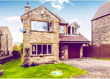 Thumbnail 3 bed detached house for sale in Hood Green Road, Hood Green