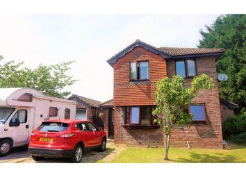 Thumbnail 4 bed detached house for sale in Parc Bryn Rhos, Glanamman, Ammanford