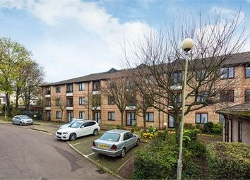 Thumbnail 1 bed flat for sale in Walker Close, Hanwell, London.
