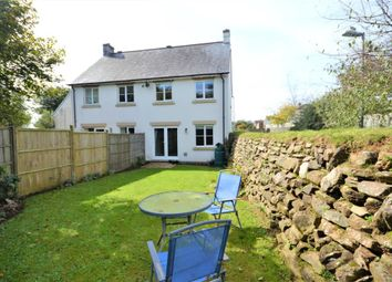 Thumbnail 3 bedroom semi-detached house for sale in Boconnoc Avenue, Callington, Cornwall