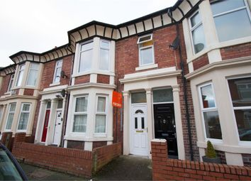 Thumbnail 2 bed flat for sale in Cleveland Avenue, North Shields, Tyne And Wear