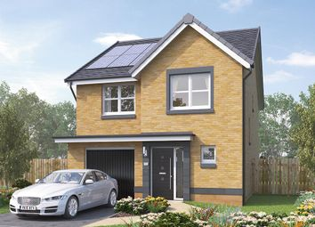 "Thumbnail 4 bedroom detached house for sale in ""The Ashbury"" at Crosshill Road, Bishopton"