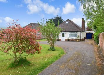 Thumbnail 3 bed detached bungalow for sale in Findon By Pass, Findon, Worthing, West Sussex